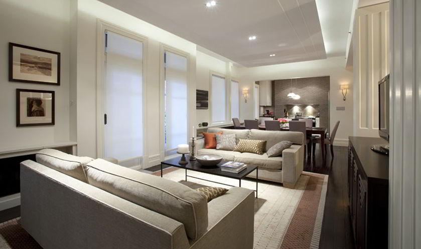 Decoração de sala - 45 salas de estar decoradas