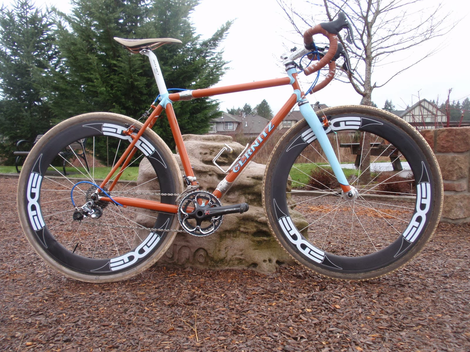 Craigs Coupled Cross Bike