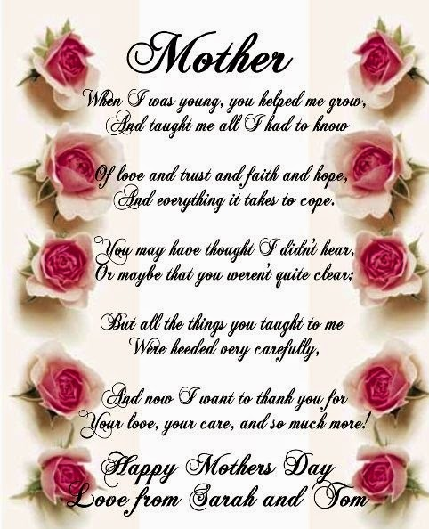 Facebook quotes for happy mothers day