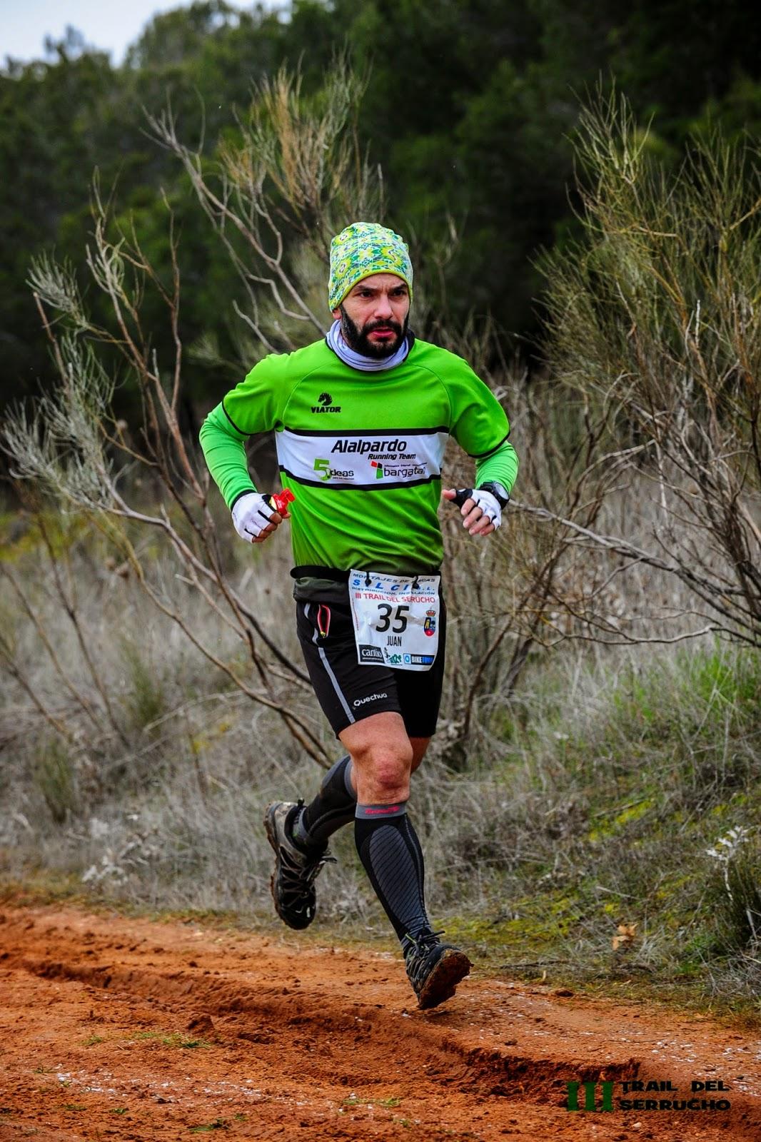Trail running III Trail del Serrucho