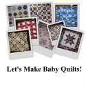 Let's Make Baby Quilts with Michelle