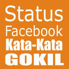 status facebook gokil