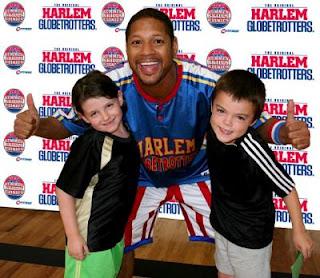 Harlem+Globetrotters Harlem Globetrotters Summer Basketball Clinics Discount