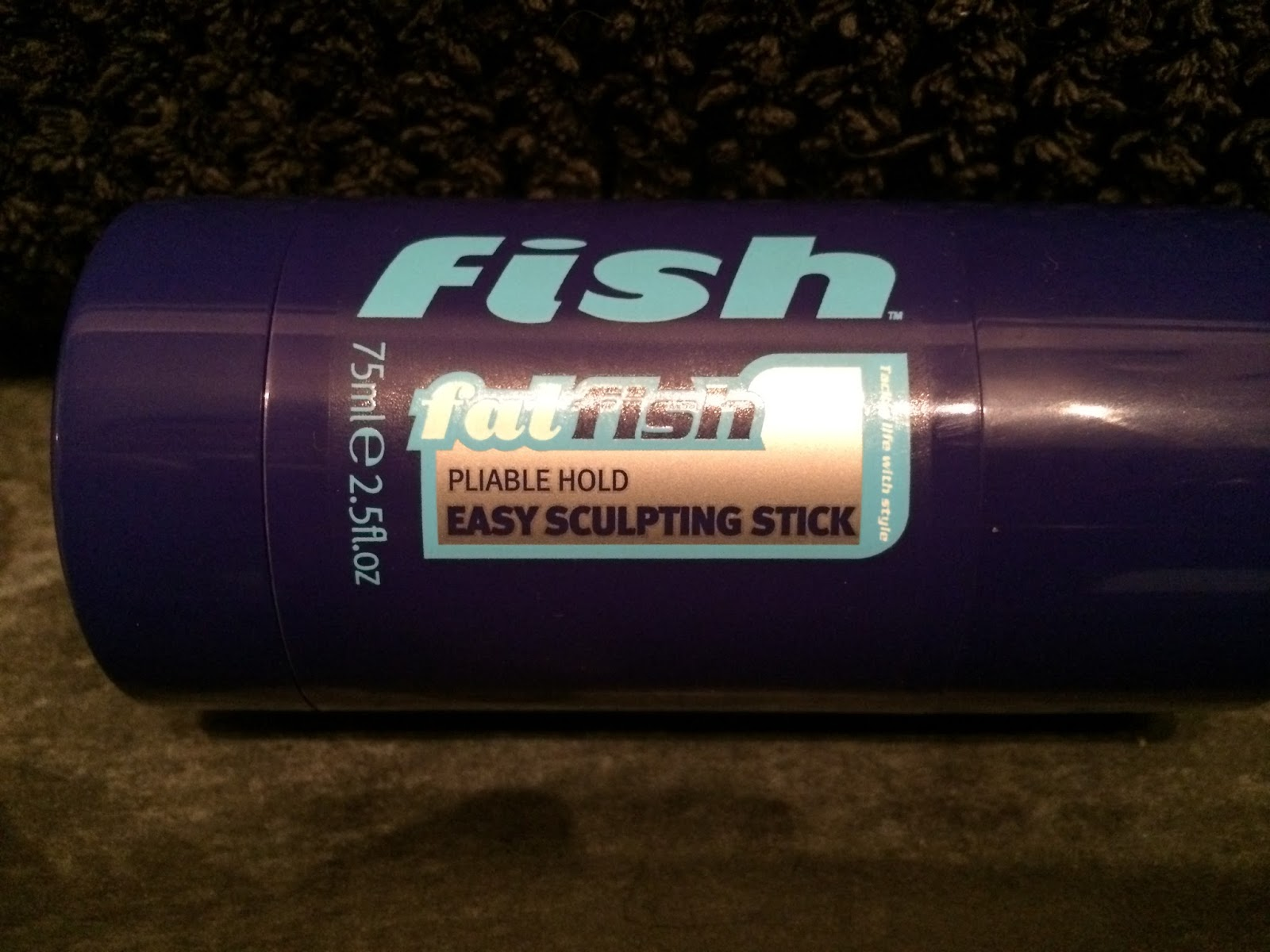 Fat Fish Pliable Hold Easy Sculpting Stick