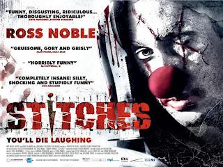 Cartel de la película Stitches