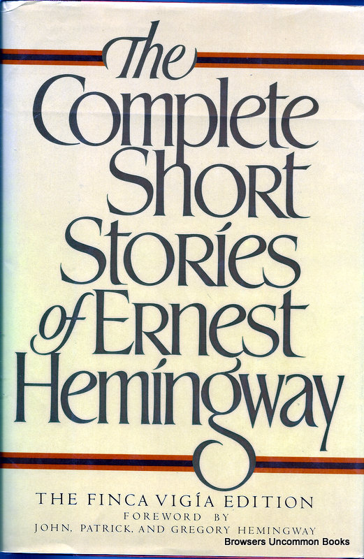 Ernest Hemingway Short Essays