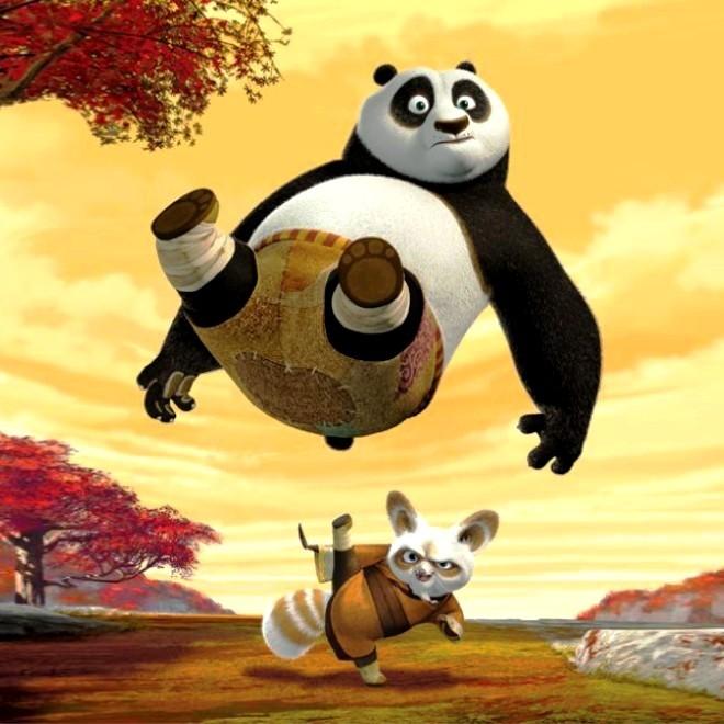 Kung Fu Panda cartoon picture 3