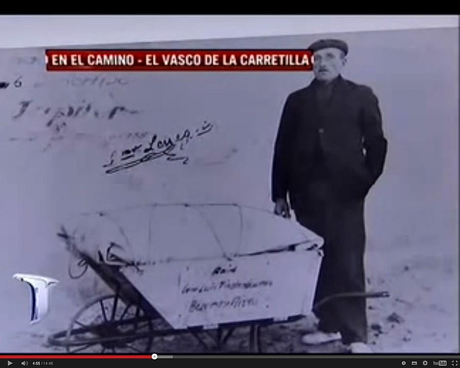 Argentina, el vasco de la carretilla, Guillermo Isidoro Larregui,