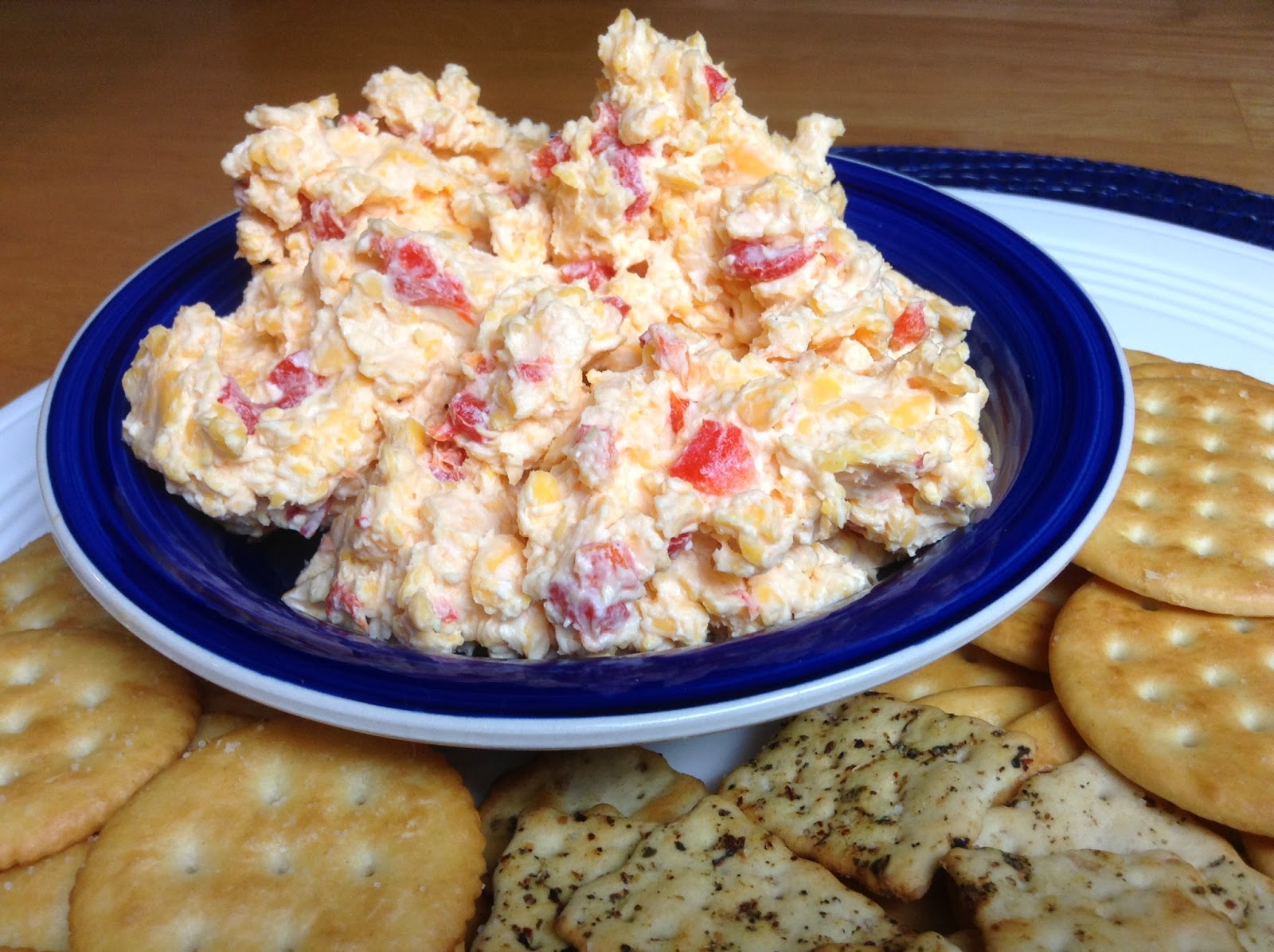 Laura's Baking Talent: Pimento Cheese Spread