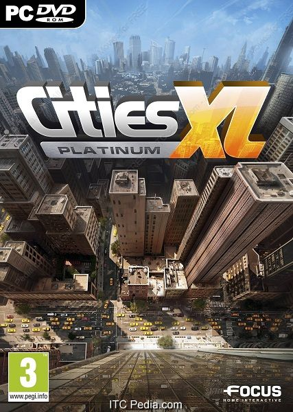 Cities XL Platinum MULTI7 - PROPHET