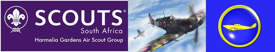 Harmelia Gardens Air Scouts - Spitfire Flight