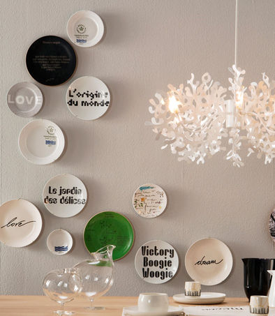 Seaseight Design Blog Home Decor Hanging Plates Diy