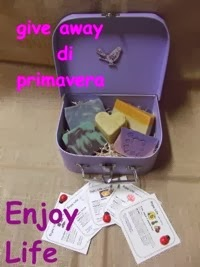 giveaway di enjoy life