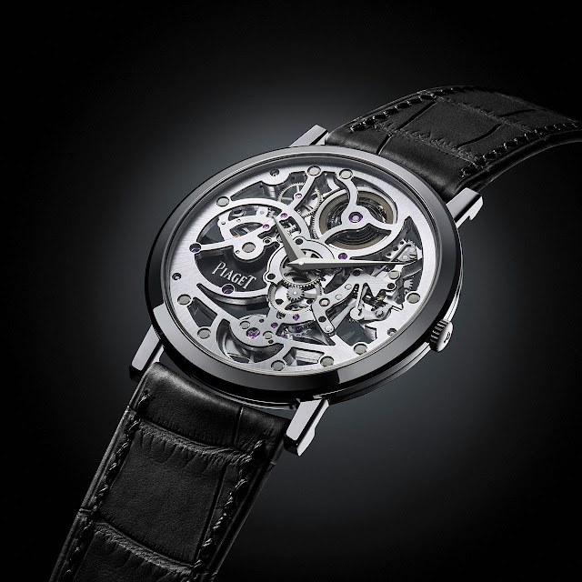 Piaget Only Watch Altiplano 38mm Skeleton 1200S