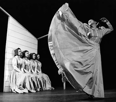 martha graham ballet photo
