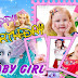 Barbie Birthday PSD Template