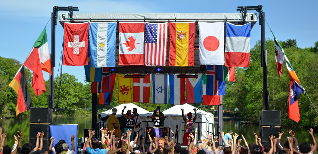 Atlanta Dogwood Festival 2015 | International Stage