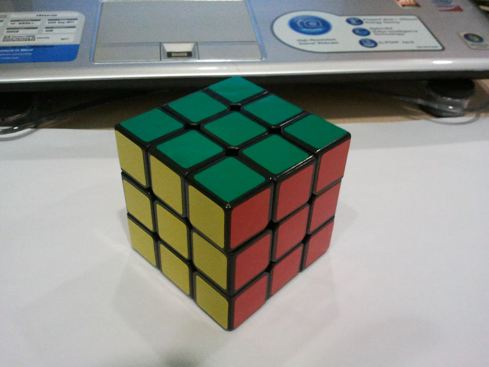 how to solve a rubix cube blindfolded