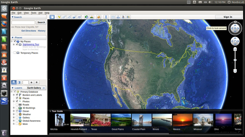 Install google earth in ubuntulinux mintother ubuntu derivatives google earth gumiabroncs Choice Image