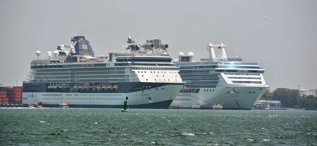 Port of Cartagena des Indes cruise ships
