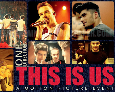 Así somos pelicula de one direction - This is Us