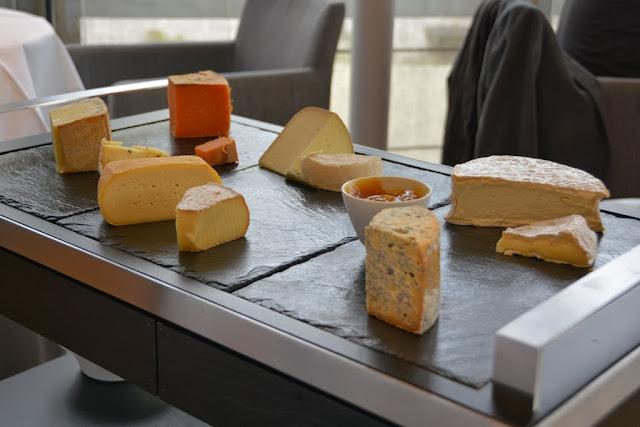 Restaurant Arenberg Heverlee cheese