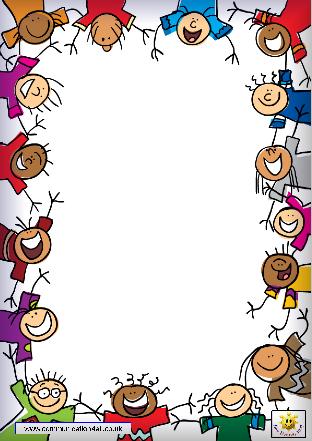 El Blog De Espe Picasa Marcos Y Cenefas Infantiles Para