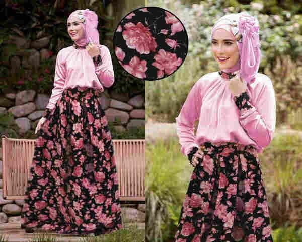 Hijab Carvella Pink Edition