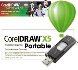Download Corel Draw X5 Portable Terbaru