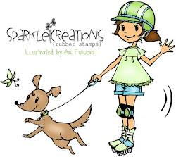 Sparkle Creations Rubberstamps