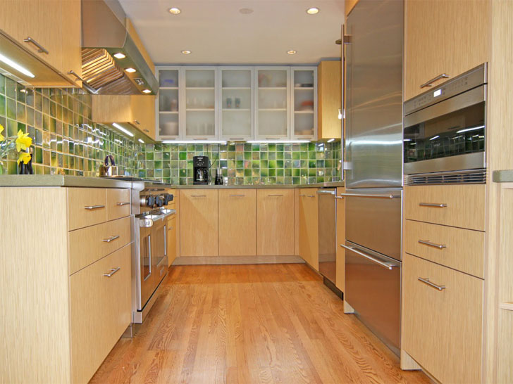 kitchen design: Style Kitchen Galley 01