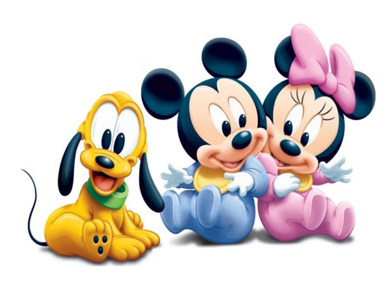 Dibujos para colorear de Mickey Mouse. Haz click