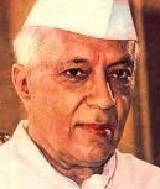 jawaharlal nehru information in hindi