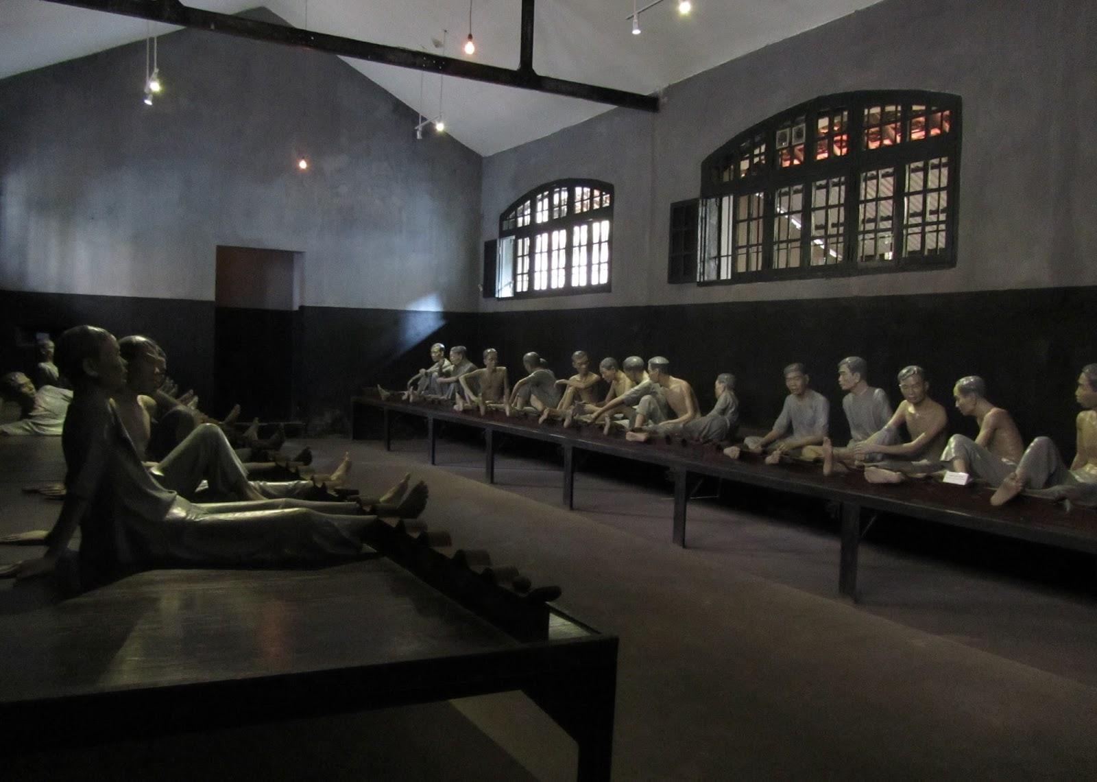 Hanoi Hilton Prison - Hoa Lo Prison Picture 4