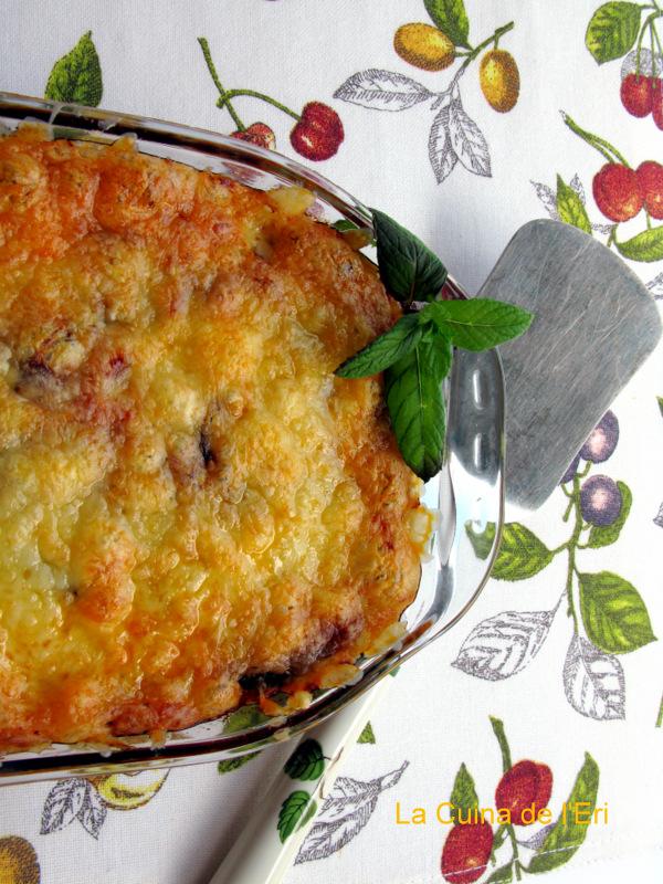 La cuina de l 39 eri alberg nies a la piamontesa - La piamontesa reus ...