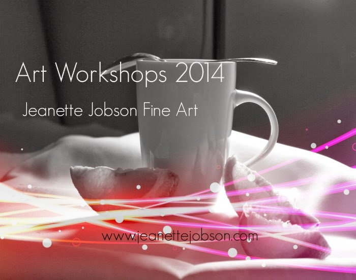 2014 art workshops