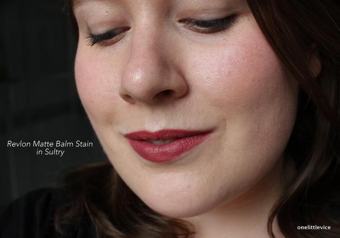 onelittlevice beauty blog: dark nude lisptick