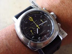 FERRARI CHRONOGRAPH ENGINEERED BY OFFICINE PANERAI - AUTOMATIC