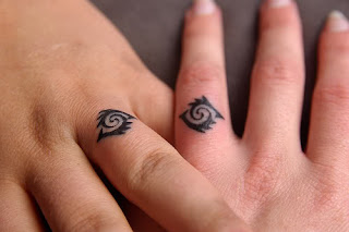 wedding ring tattoo pictures