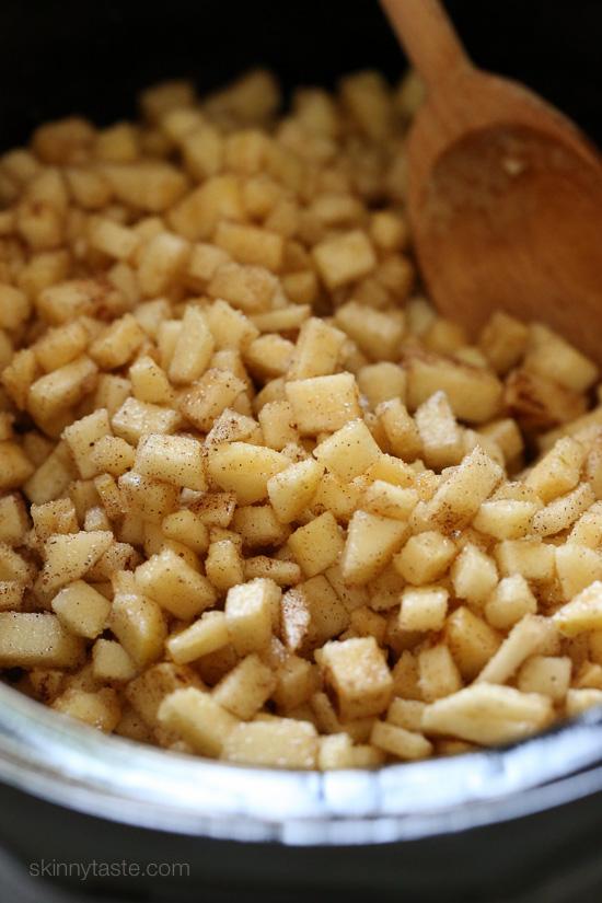 Slow Cooker Apple Butter | Skinnytaste