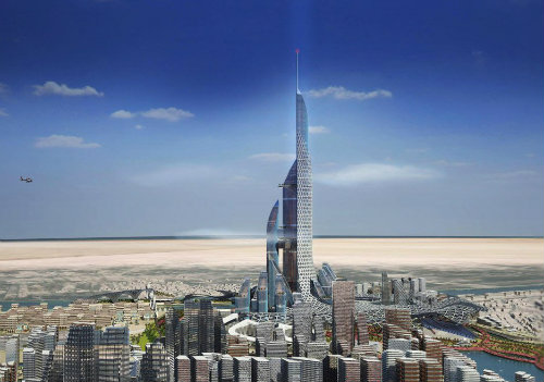 THE TALLEST BUILDING OF THE WORLD