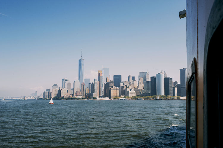 Manhattan Skyline_NYC