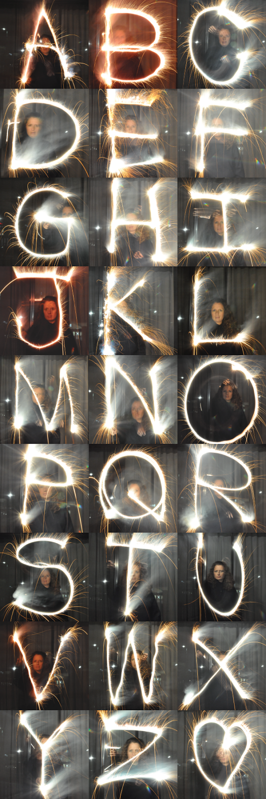 a sparkler photography tutorial: how to write with sparklers + catch it on camera!