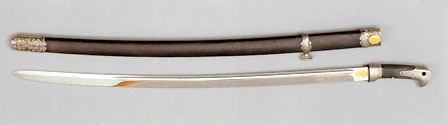 Cossack shashka sword