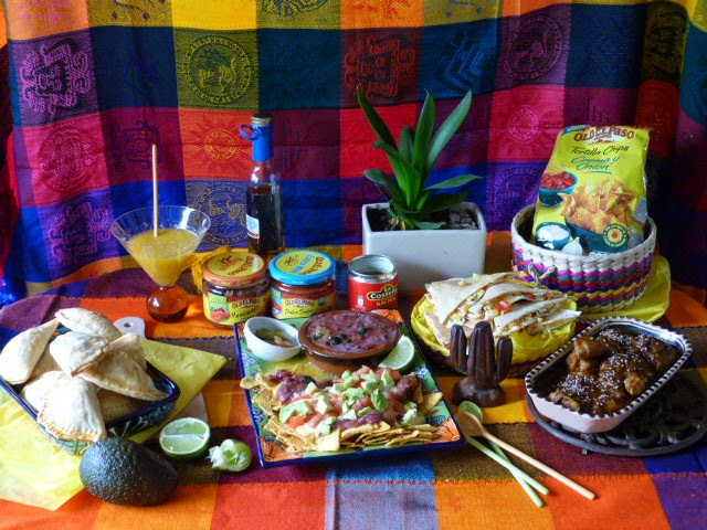 Table mexicaine