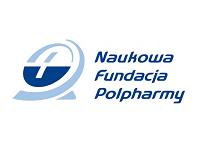 Logo Naukowej Fundacji Polpharmy