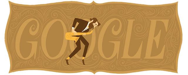 Adolphe Sax's 201st Birthday