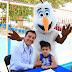 Manuel Díaz brindó atención médica gratuita a los vecinos de Las Águilas