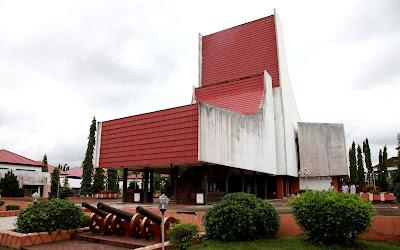 Lambung Mangkurat Museum Banjarbaru
