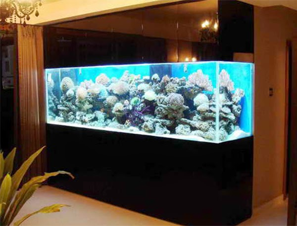 top 7 aquarium designs for your interior design. Black Bedroom Furniture Sets. Home Design Ideas